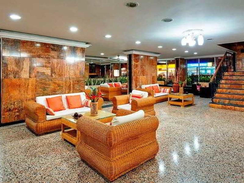Dorado Plaza Lounge/Empfang