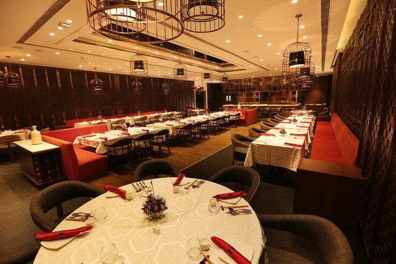 The Pride Plaza Hotel Aerocity Restaurant