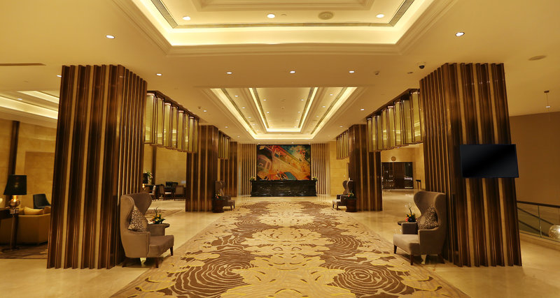 The Pride Plaza Hotel Aerocity Wellness