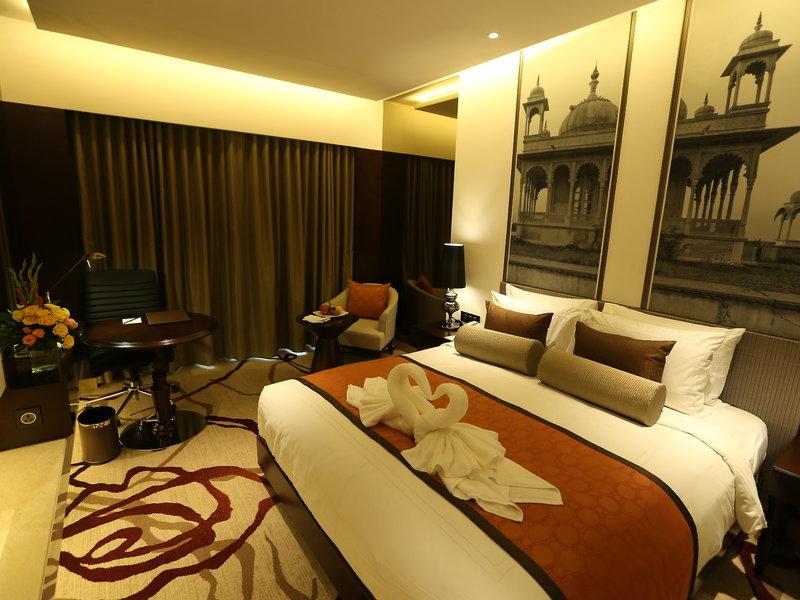 The Pride Plaza Hotel Aerocity Wohnbeispiel