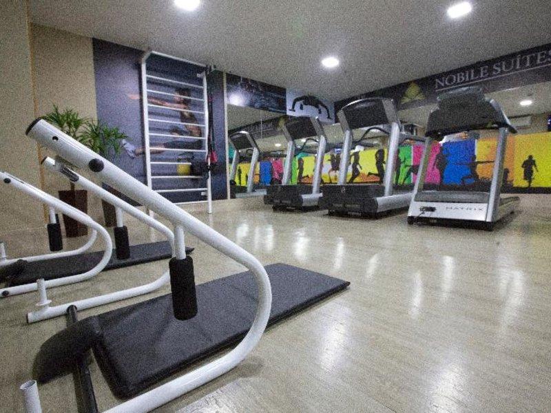 Nobile Suites Monumental Sport und Freizeit