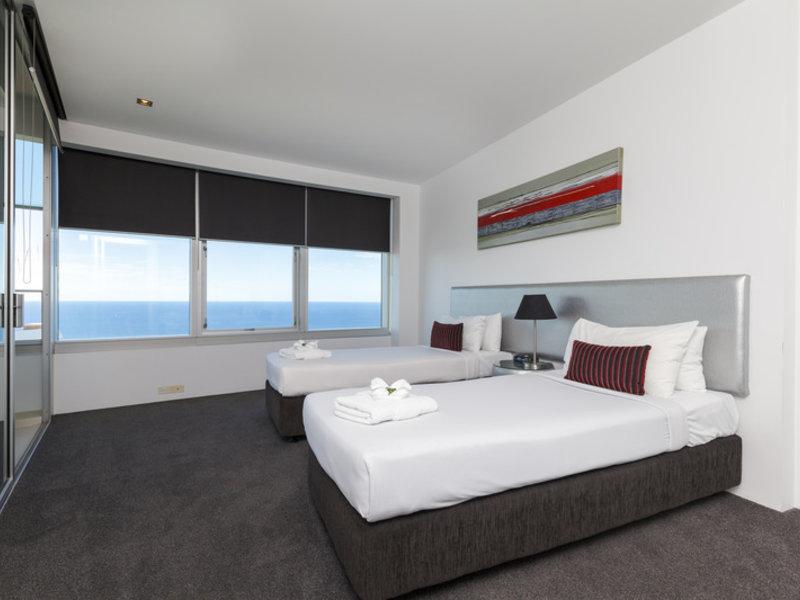 Q1 Resort & Spa Wohnbeispiel