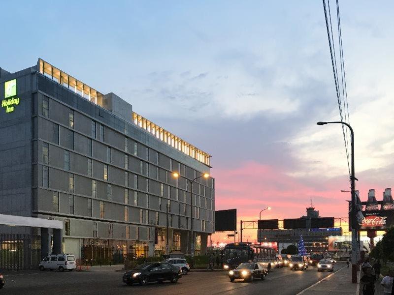 Holiday Inn Lima Airport Terrasse