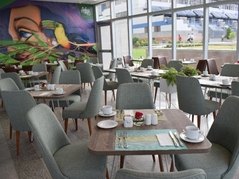 Holiday Inn Lima Airport Restaurant