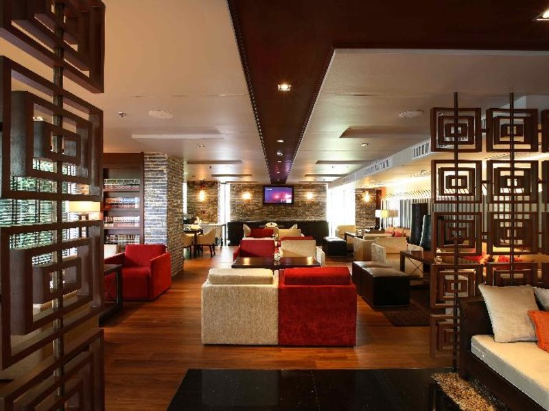 Oakwood Residence Sukhumvit Thonglor Bangkok Lounge/Empfang