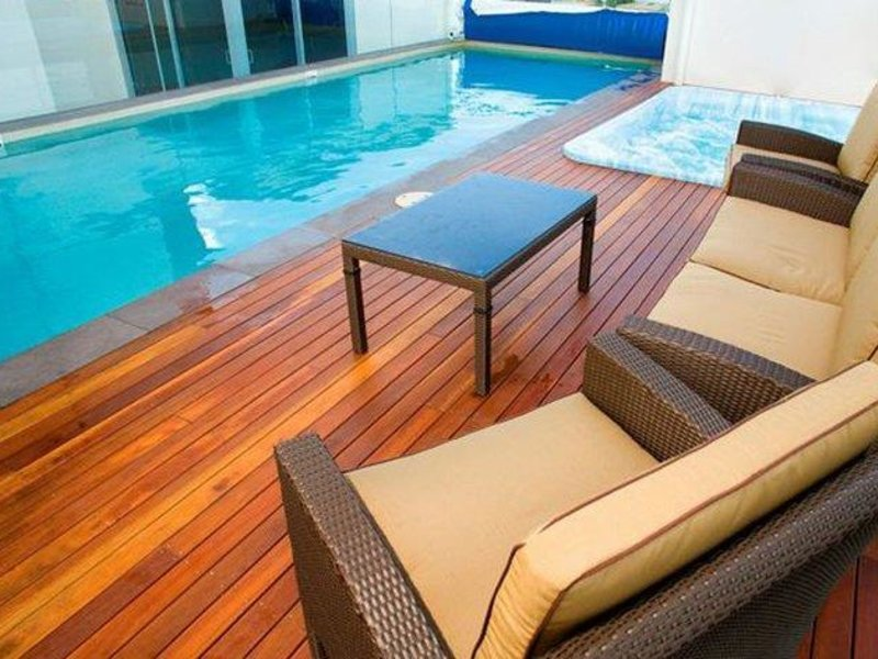 Toowoomba Central Plaza Apartment Hotel Pool