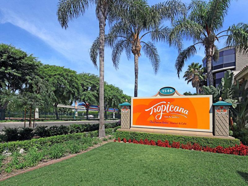 Tropicana Inn & Suites Anaheim Außenaufnahme