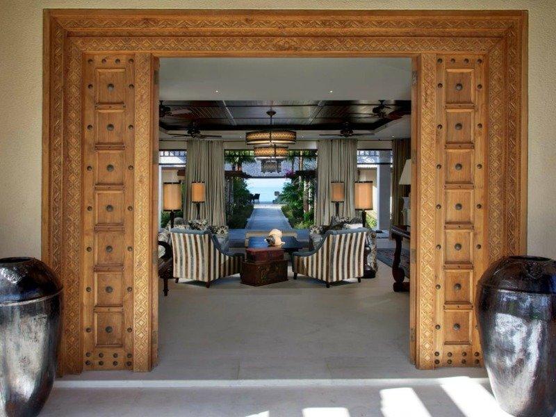 The Ungasan Clifftop Resort Lounge/Empfang