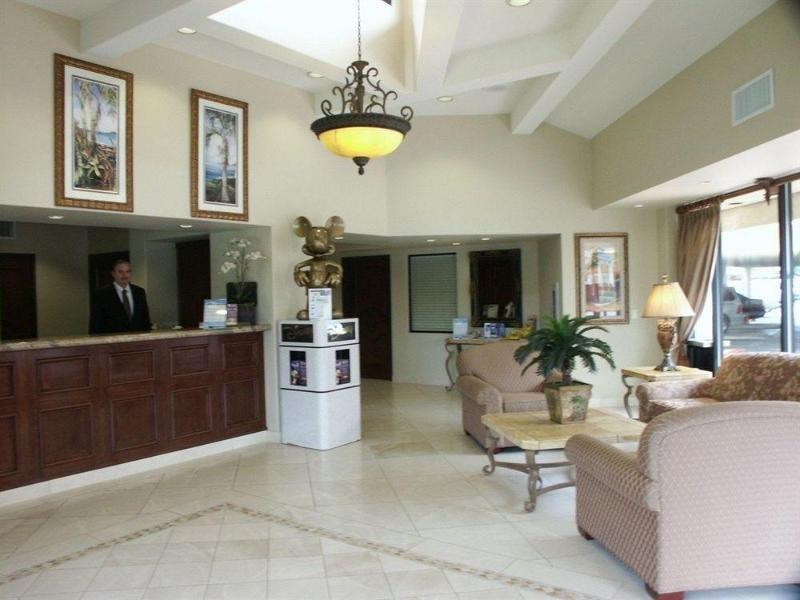 Tropicana Inn & Suites Anaheim Lounge/Empfang