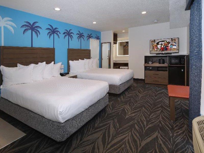 Tropicana Inn & Suites Anaheim Wohnbeispiel