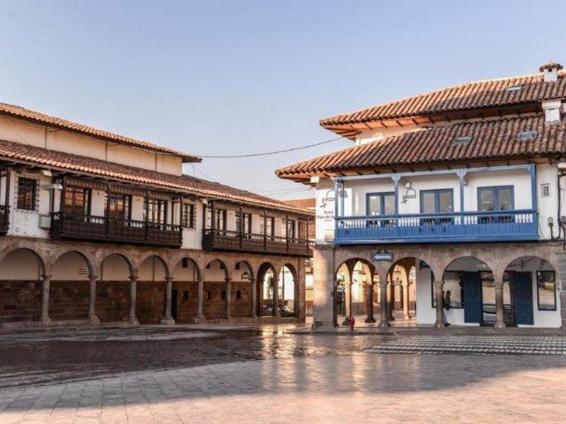 Plaza de Armas Außenaufnahme