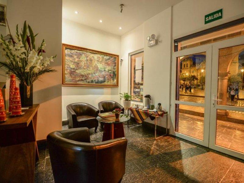 Plaza de Armas Lounge/Empfang