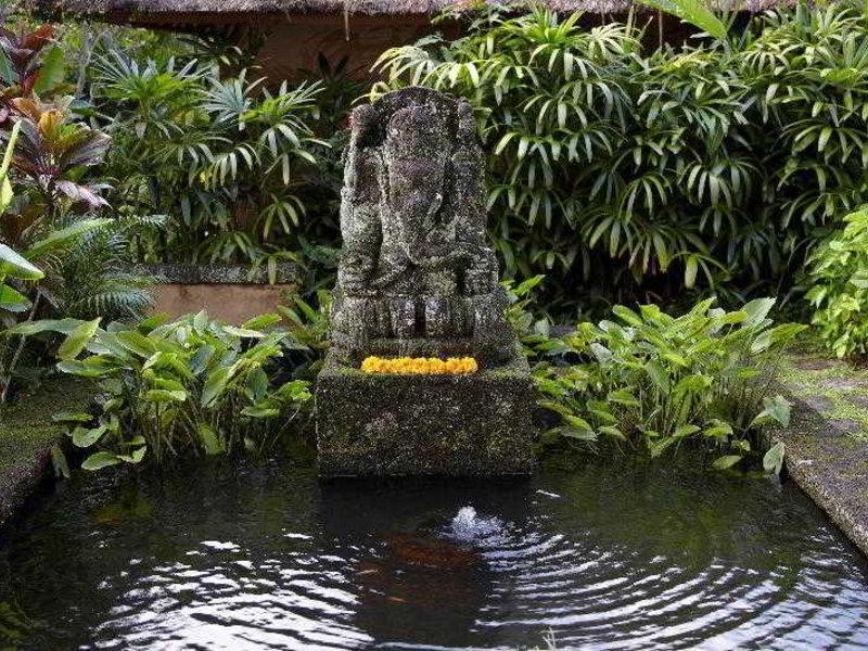 The Sungu Resort & Spa  Garten