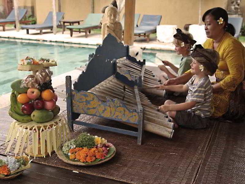 The Sungu Resort & Spa  Sport und Freizeit