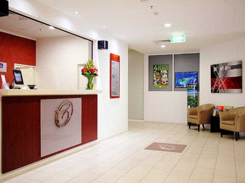 Best Western Plus Cairns Central Apartments Lounge/Empfang