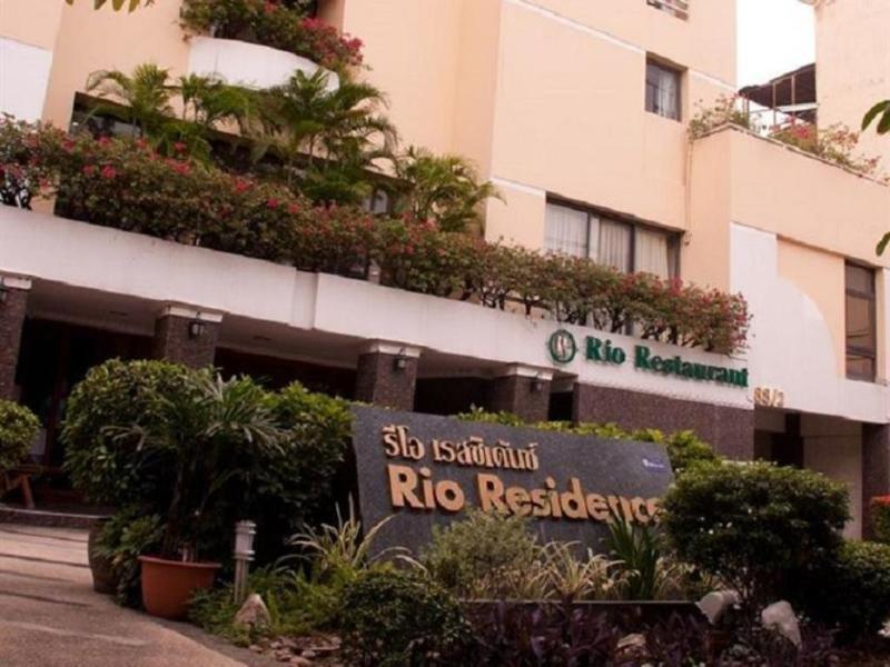 Rio Residence Außenaufnahme