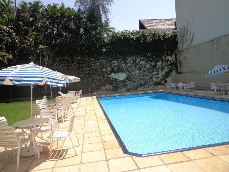 Foz Presidente Comfort Hotel Pool