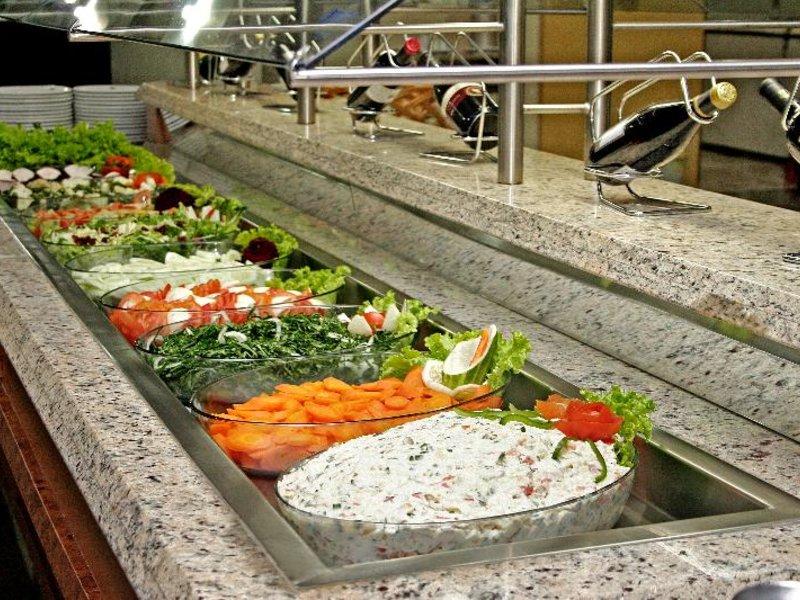 Foz Presidente Comfort Hotel Restaurant