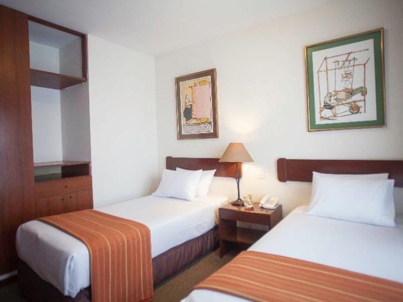 La Paz Apart Hotel Wohnbeispiel