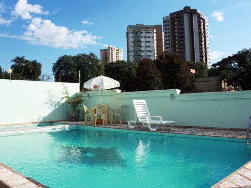 Hotel Tres Fronteiras Pool