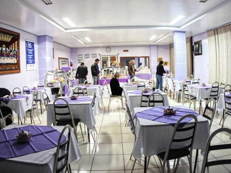Hotel Tres Fronteiras Restaurant