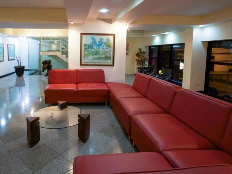 Bristol Metropolitan Lounge/Empfang