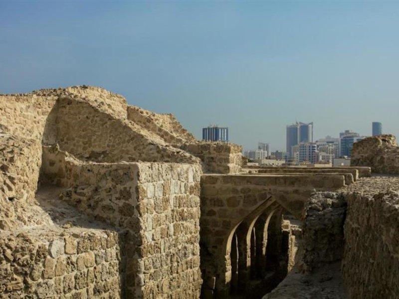 Le Meridien Bahrain City Center Terrasse