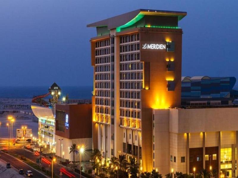 Le Meridien Bahrain City Center Außenaufnahme