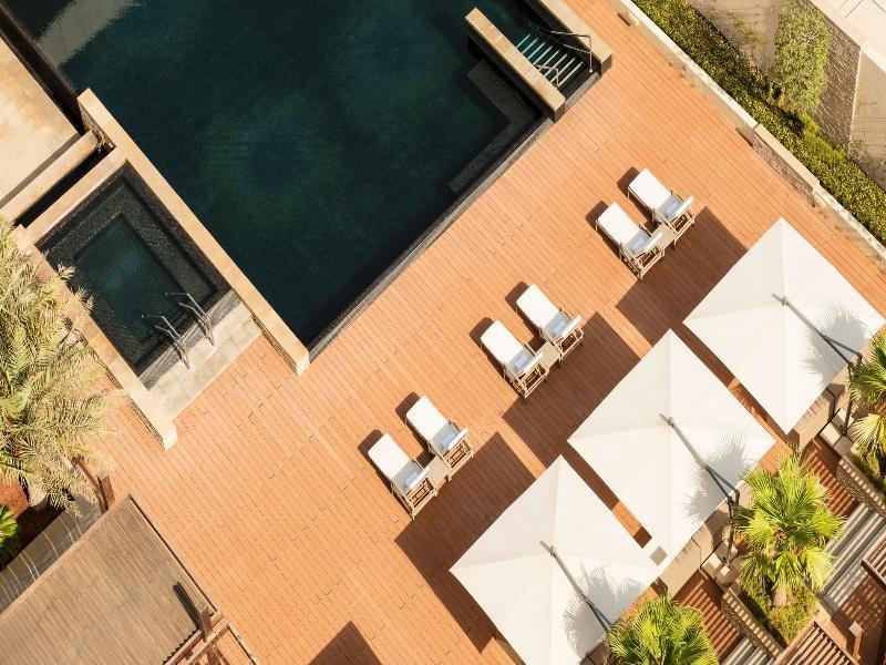 Le Meridien Bahrain City Center Pool