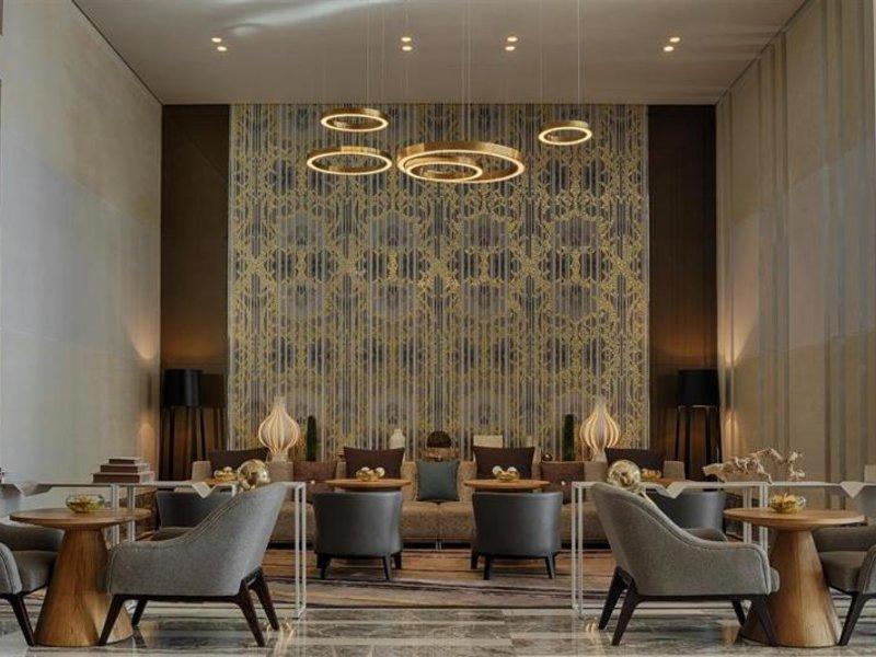 Le Meridien Bahrain City Center Lounge/Empfang