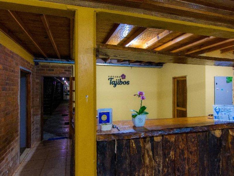 Posada Los Tajibos Lounge/Empfang