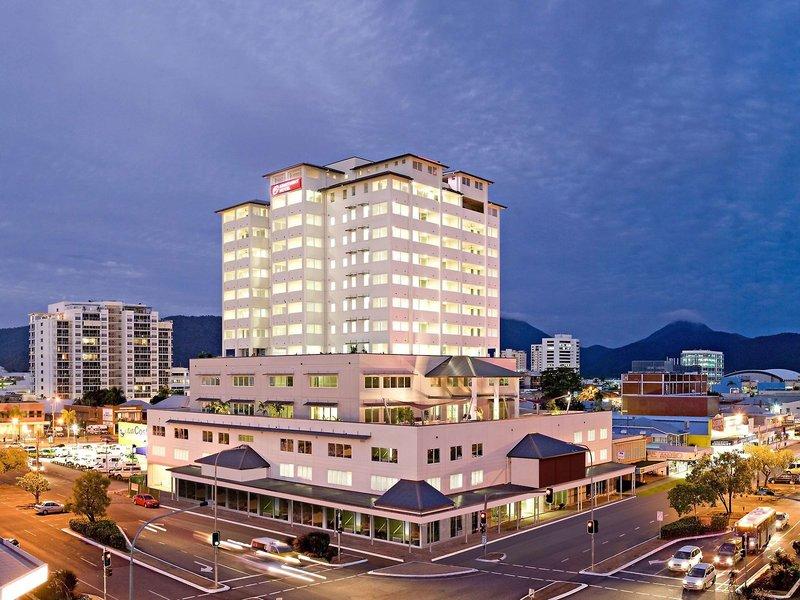 Best Western Plus Cairns Central Apartments Außenaufnahme