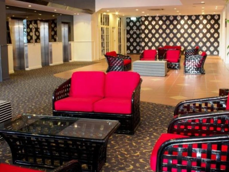 Rydges Plaza Cairns Lounge/Empfang