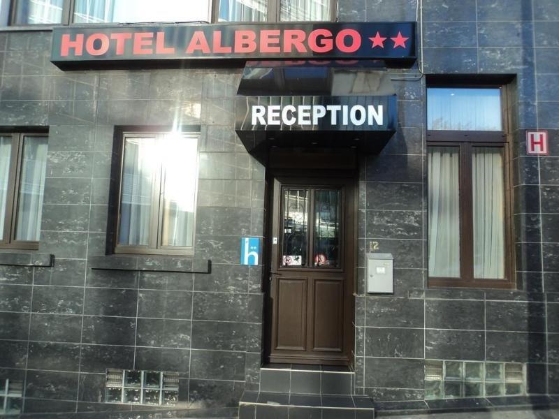 Albergo Außenaufnahme