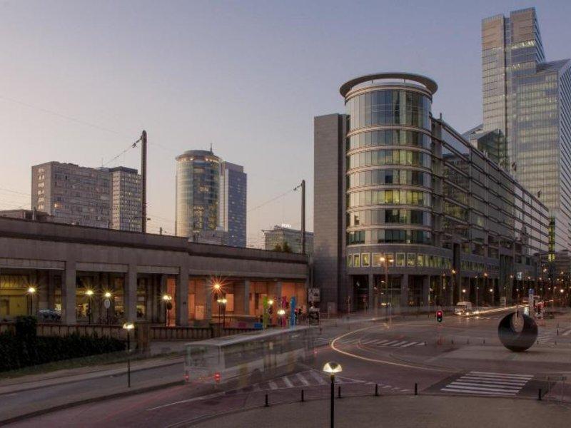 Hotel City Center  Außenaufnahme