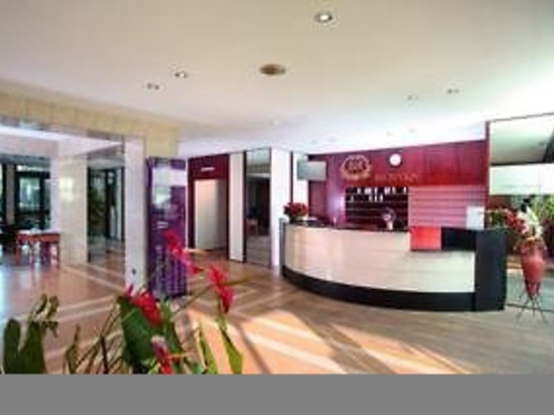Appart´City Confort Geneve Aeroport Lounge/Empfang