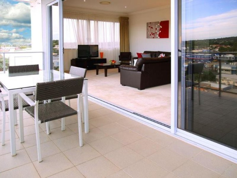 Toowoomba Central Plaza Apartment Hotel Lounge/Empfang