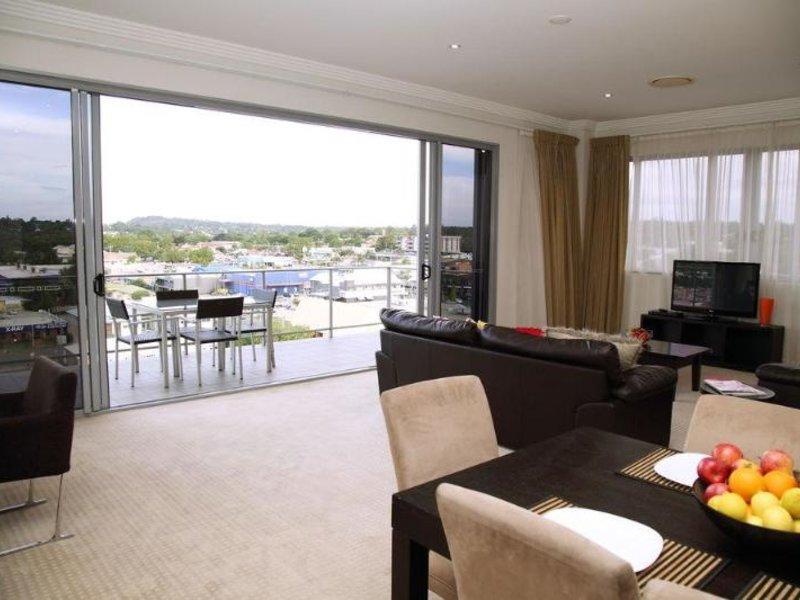 Toowoomba Central Plaza Apartment Hotel Bar