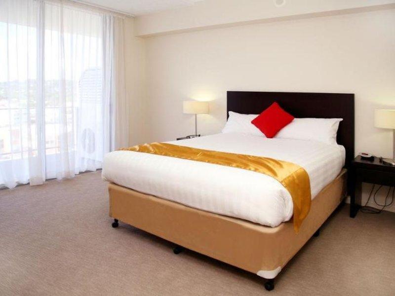 Toowoomba Central Plaza Apartment Hotel Wohnbeispiel