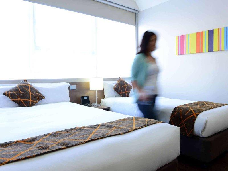 ibis Styles Adelaide Grosvenor Hotel Wohnbeispiel