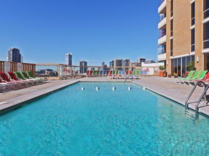 Crowne Plaza Hotel Dallas Downtown Pool