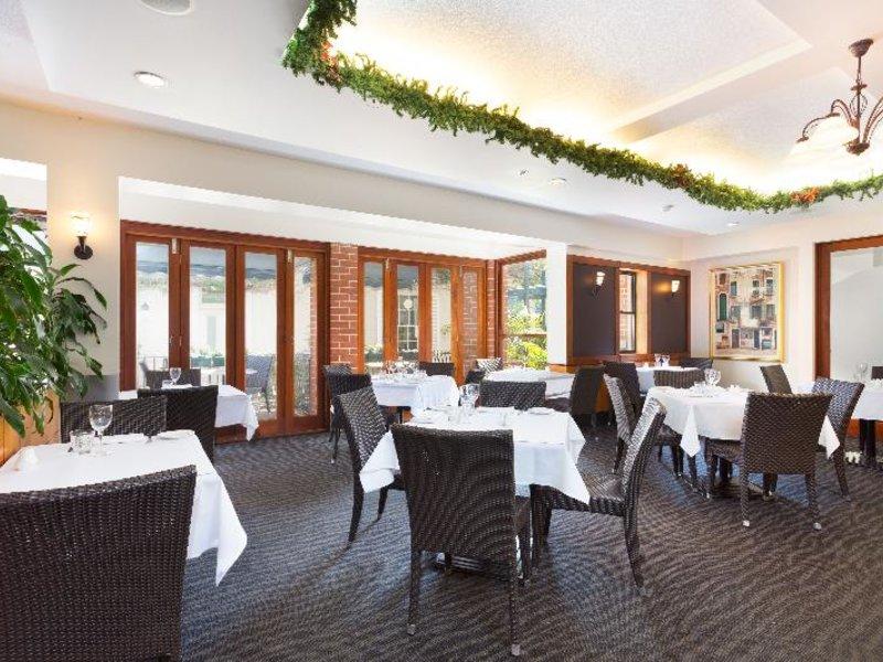 Brisbane International Windsor Restaurant