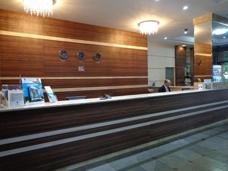 Foz Presidente Comfort Hotel Lounge/Empfang