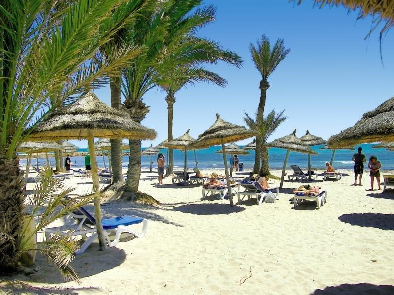 Hotel Club Palm AzurStrand