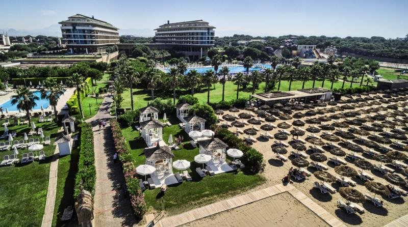 Voyage Belek Golf & SpaGarten