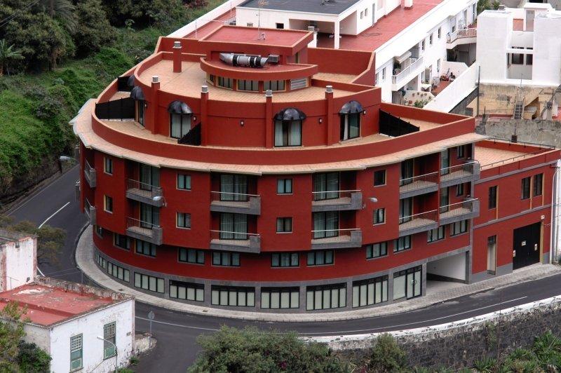 Aparthotel El GaleonAuߟenaufnahme