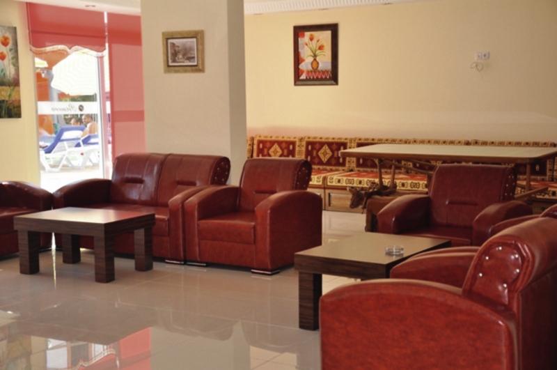 Primera Hotel & ApartLounge/Empfang