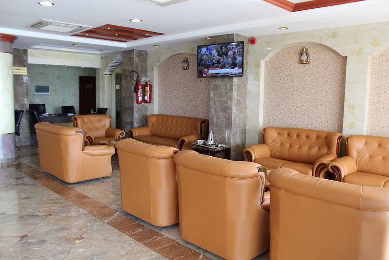 Nizwa Hotel Apartments Bar