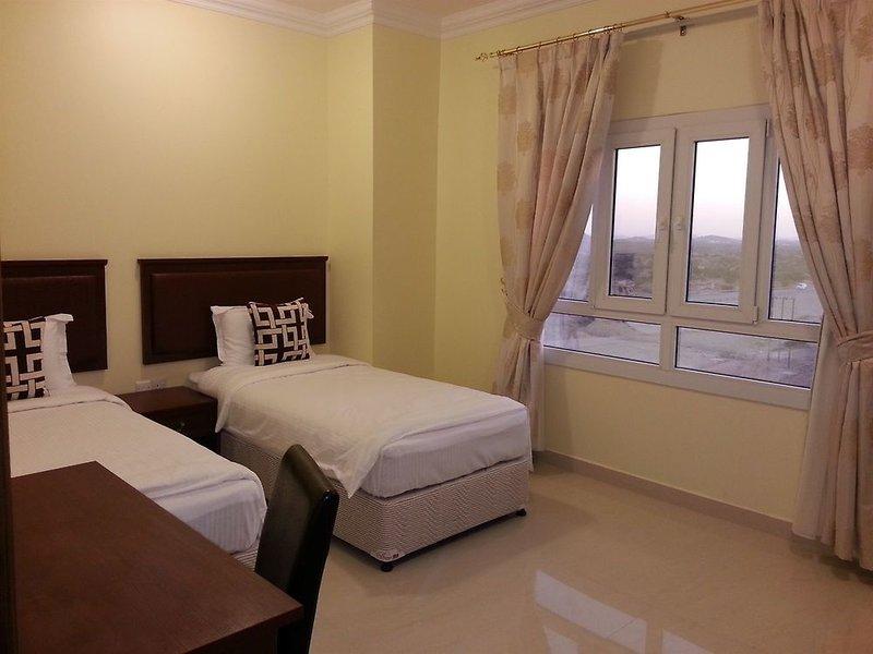 Nizwa Hotel Apartments Wohnbeispiel