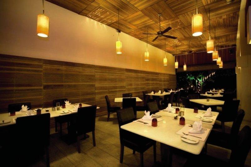 Lamai Wanta Beach ResortRestaurant